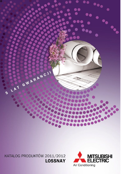 MITSUBISHI ELECTRIC - katalog LOSSNAY 2011/2012
