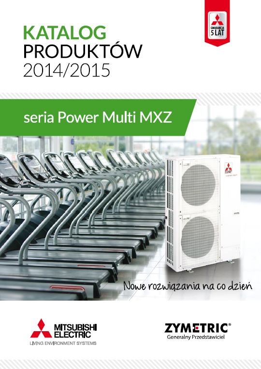 MITSUBISHI ELECTRIC - Power Multi MXZ 2014/2015