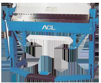 WF1,5X1300 ACL - Segmentowa zaginarka ręczna